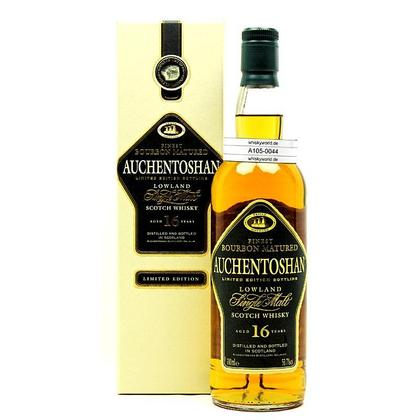 Auchentoshan First Fill bourbon Casks 16 Jahre Limited Edition 4800 Bottles / in Box 0,70 Liter/ 53.70% Vol
