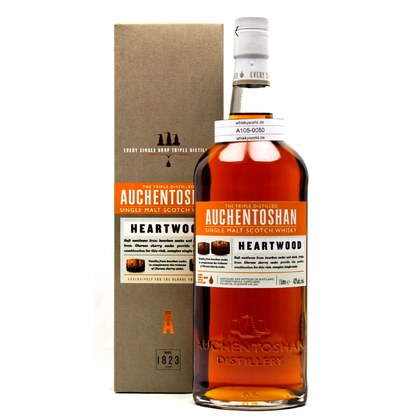 Auchentoshan Heartwood in Geschenkpackung 1 Liter/ 40.00% Vol