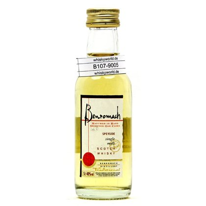 Benromach Traditional  0,050 Liter/ 40.00% Vol
