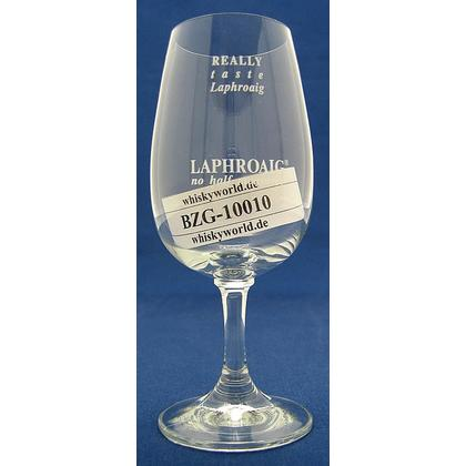 Laphroaig Nosing Glas ohne Eichstrich Mae ca. H 15,5cm; D 5/6 cm 1 Stck