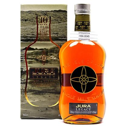 Isle of Jura Legacy in Geschenkpackung 0,70 Liter/ 40.00% Vol