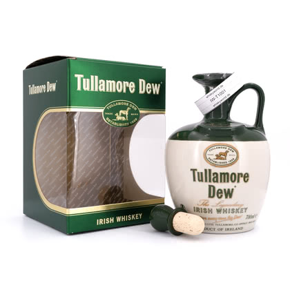Tullamore Dew The Legendary Keramikkrug in Geschenkpackung 0,70 Liter/ 40.00% Vol