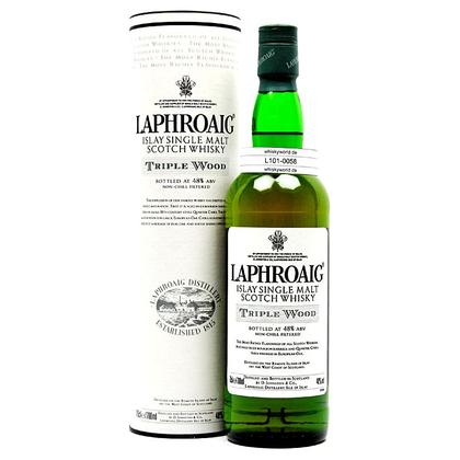 Laphroaig Triple Wood in Tube 0,70 Liter/ 48.00% Vol