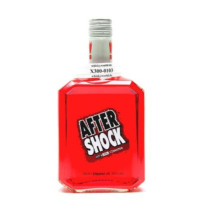 Aftershock Red  0,70 Liter/ 30.00% Vol