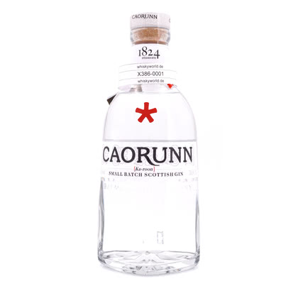 Caorunn Small Butch Scottish Gin  0,70 Liter/ 41.80% Vol