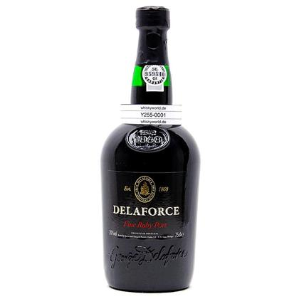 Delaforce Fine Ruby Port  0,750 Liter/ 20.00% Vol