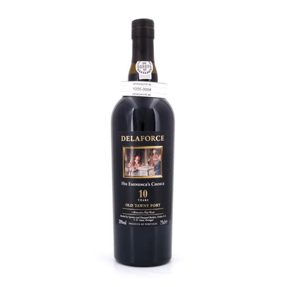 Delaforce 10 Jahre His Eminence`s Choice  0,750 Liter/ 20.00% Vol