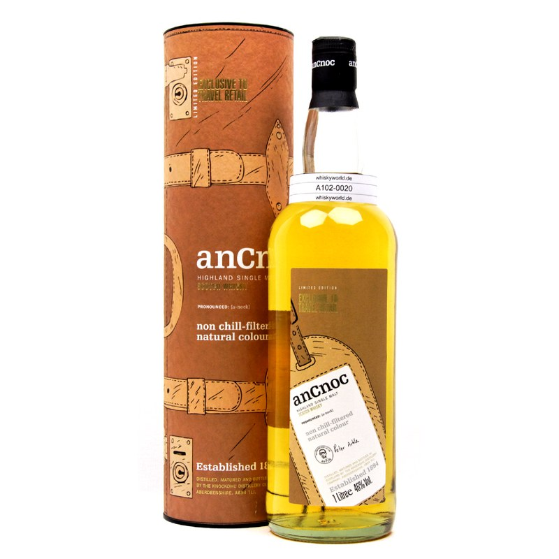 an Cnoc Peter Arkle Edition Literflasche 1 L/ 46.00%
