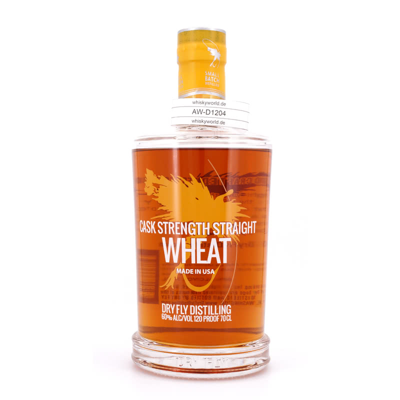 DRY FLY Cask Strength Straight Wheat 0,70 L/ 60...