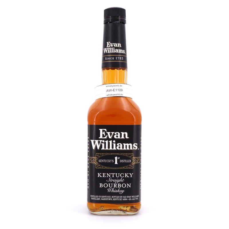 Evan Williams Black Label Sour Mash 0,70 L/ 43.00%
