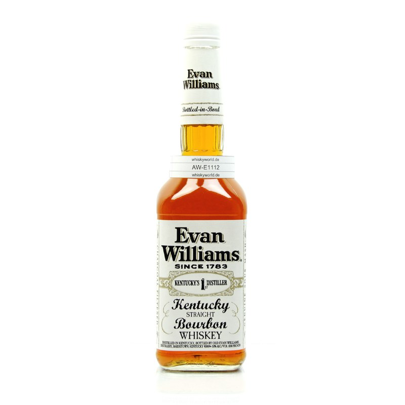 Evan Williams Bottled in Bond Kentucky Straight Bourbon Whiskey 0,70 L/ 50.00%