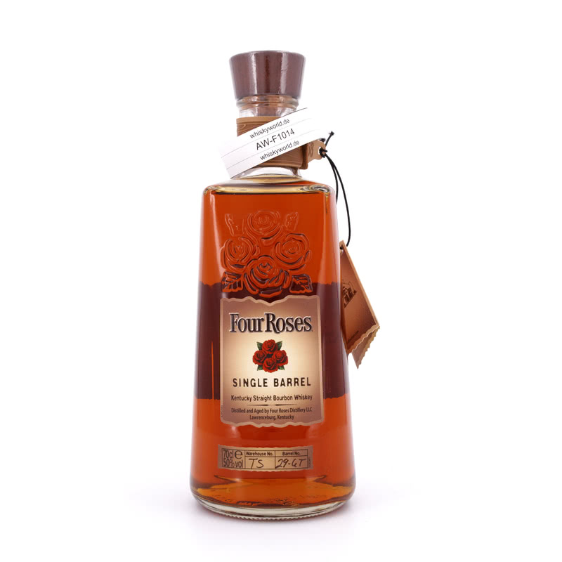 Four Roses Single Barrel Foto exemplarisch 0,70 L/ 50.00%