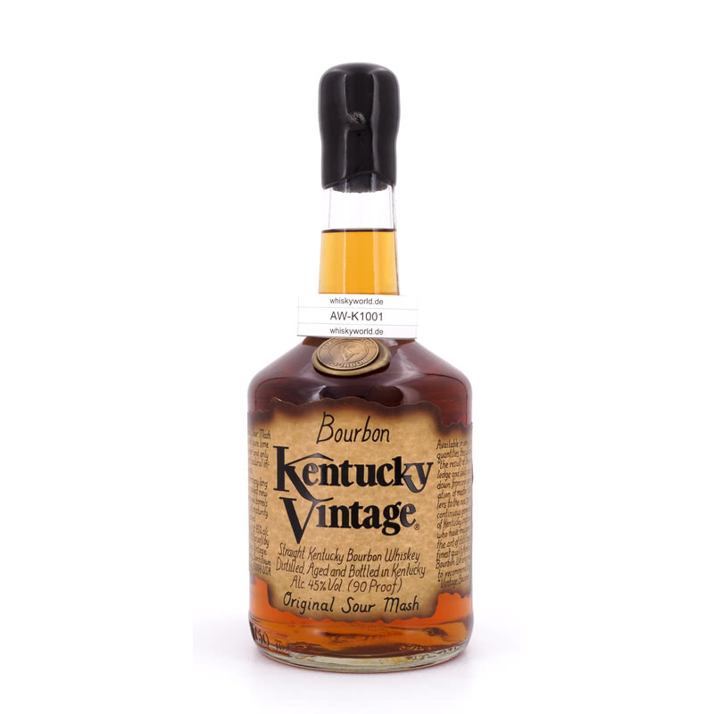 Kentucky Vintage Original Sour Mash Batch QBC 0,70 L/ 45.00%