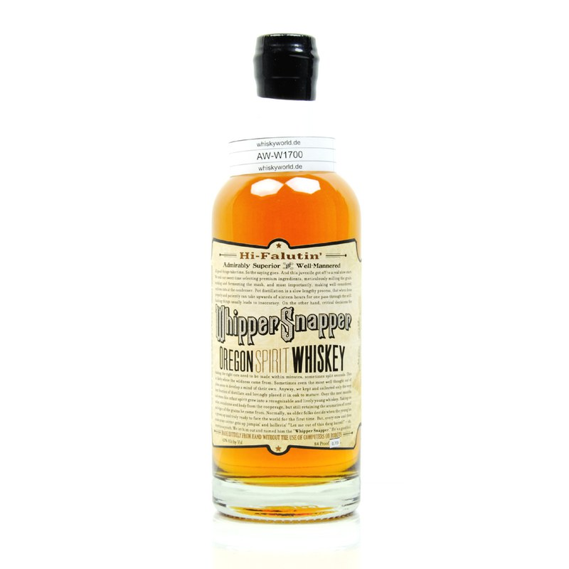 Whipper Snapper Oregon Spirit Whiskey 0,70 L/ 42.00%