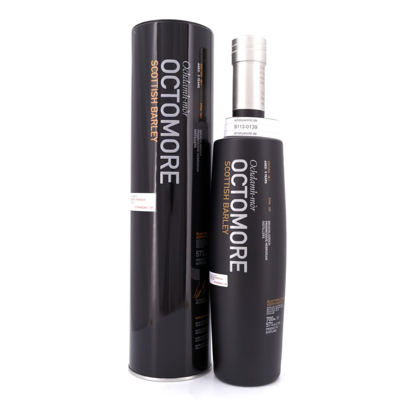 Bruichladdich Octomore /06.1_167 5 Years 0,70 L/ 57.00%