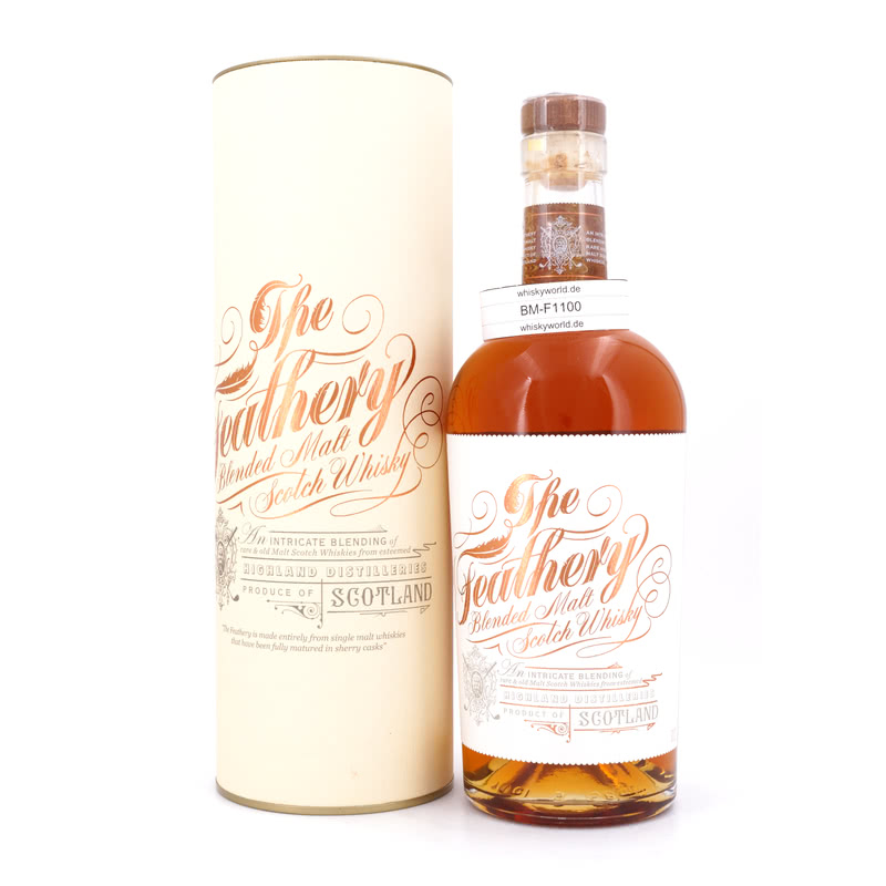 The Feathery Blended Malt Whisky 0,70 L/ 40.00%