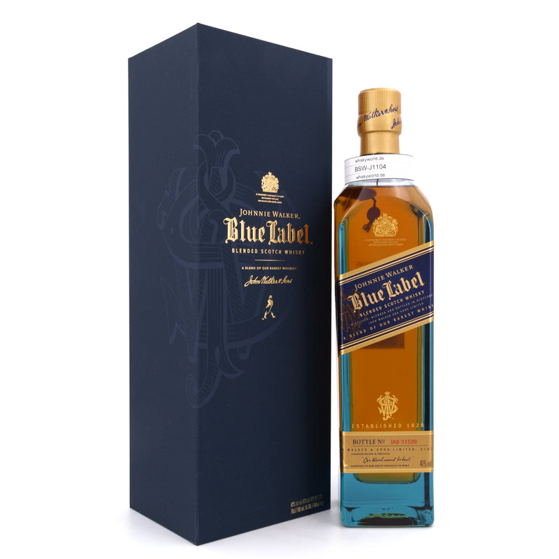 Johnnie Walker Blue Label 0,70 L/ 40.00%