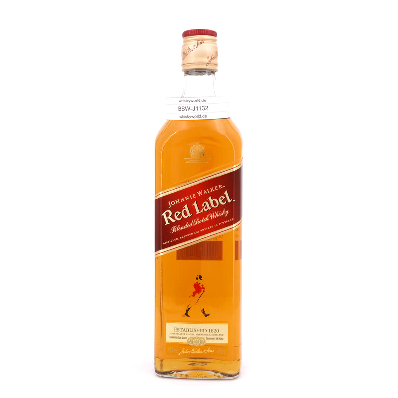 Johnnie Walker Red Label 0,70 L/ 40.00%