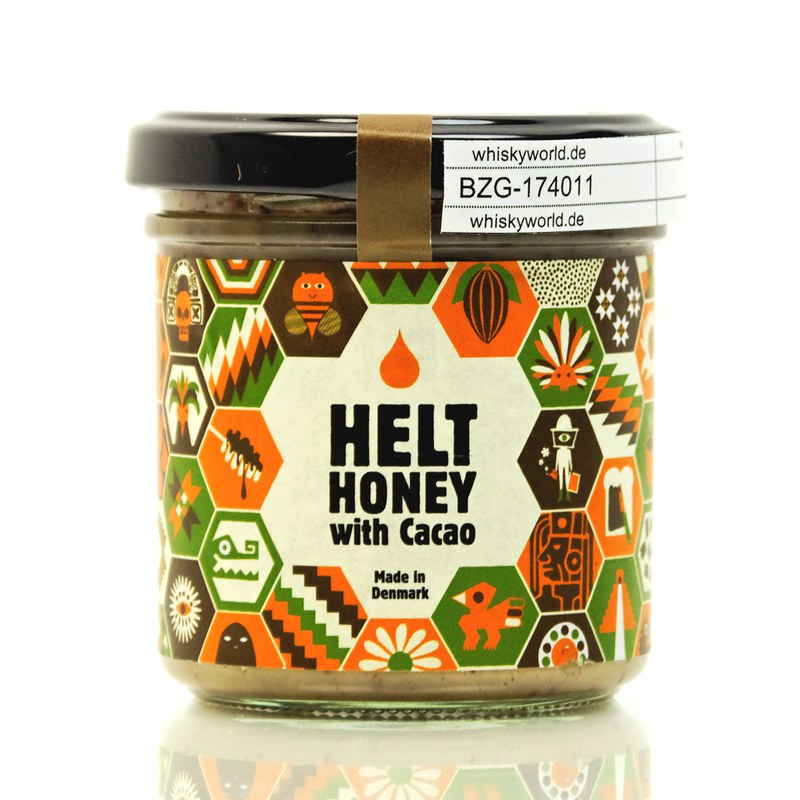 Helt Honey with Cacao Honig mit Kakao 200 g