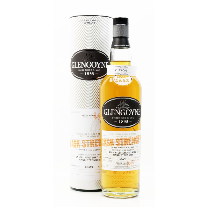 Glengoyne Cask Strength 0,70 L/ 58.20%