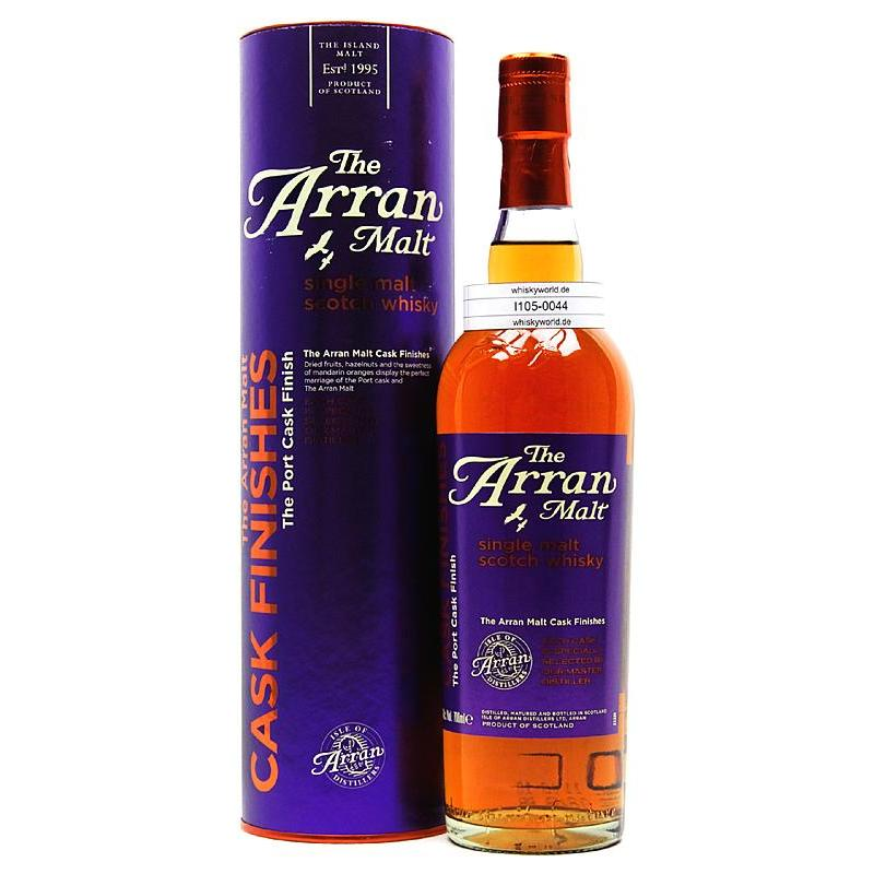 Isle of Arran Port Cask finish