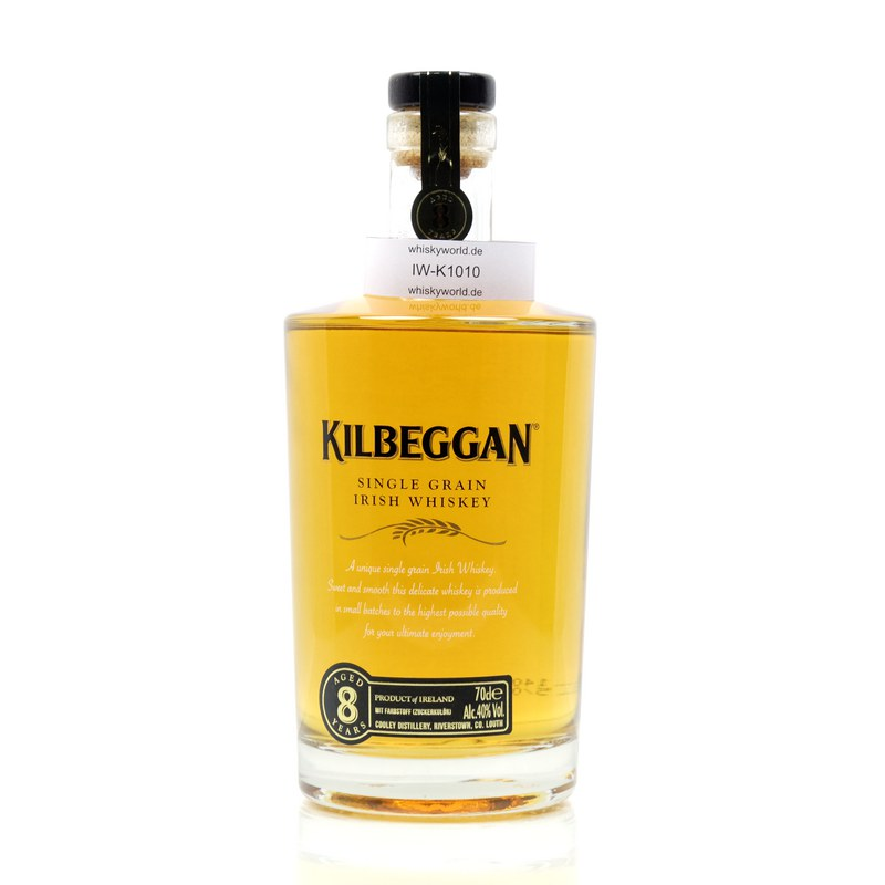 Kilbeggan Single Grain 8 Jahre 0,70 L/ 40.00%