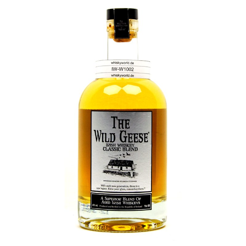 The Wild Geese Classic Blend 0,70 L/ 40.00%