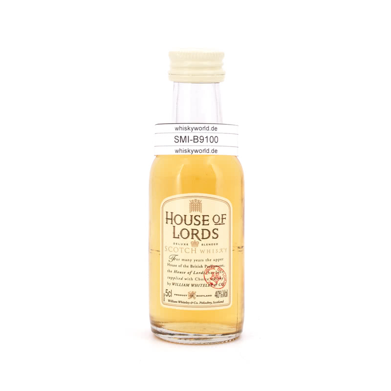 House of Lords Deluxe Blend 0,050 L/ 40.00%