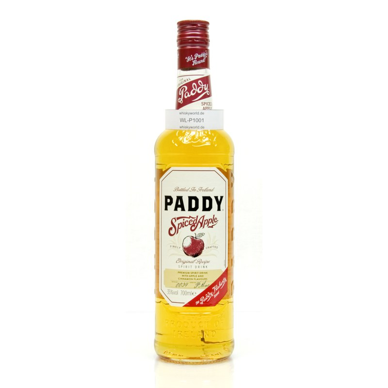 Paddy Spiced Apple 0,70 L/ 35.00%