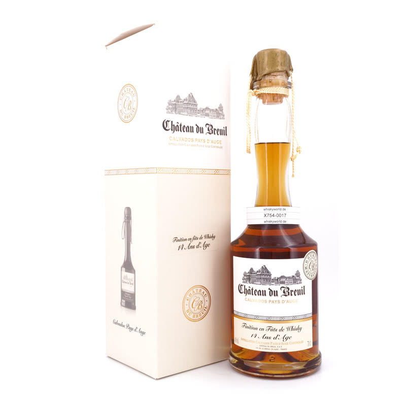 Chateau du Breuil 14 Jahre Double Matured 0,70 L/ 41.00%