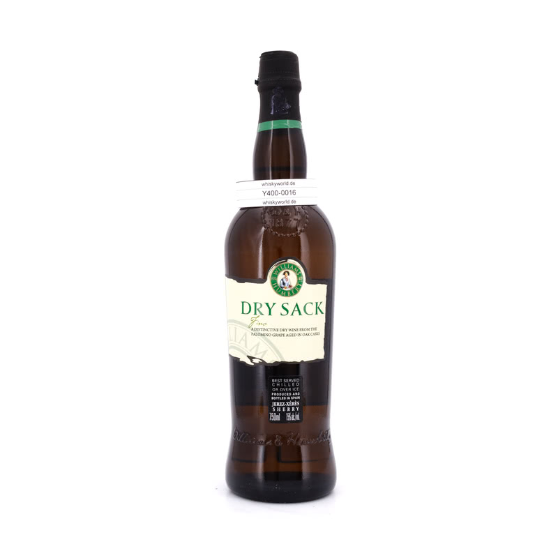 Williams & Humbert Dry Sack Fino 0,750 L/ 15.00%