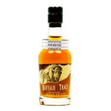Buffalo Trace Bourbon Miniatur Kentucky Straight Bourbon Whiskey Produktbild