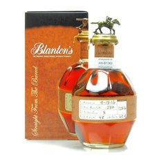 Blanton`s Straigth from the Barrel  Produktbild