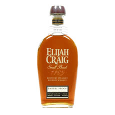Elijah Craig Barrel Proof Kentucky Straight Bourbon Whiskey Produktbild