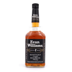 Evan Williams Black Label Literflasche Produktbild
