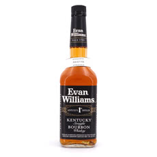 Evan Williams Black Label Sour Mash Produktbild