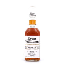Evan Williams Bottled-in-Bond Kentucky Straight Bourbon Whiskey Produktbild