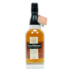 Evan Williams Singel Barrel Jahrgang 2007 Produktbild