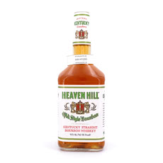 Heaven Hill Kentucky Straigth Bourbon Whiskey Literflasche Produktbild