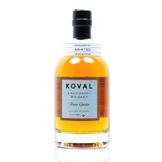 Koval Four Grain Single Barrel Whiskey Produktbild