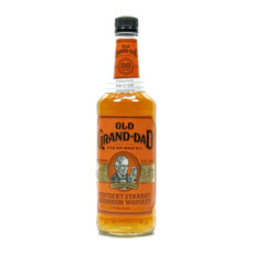 Old Grand Dad Kentucky Straigth Bourbon  Produktbild