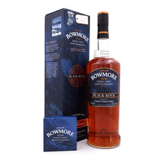 Bowmore Black Rock Literflasche Produktbild