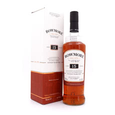 Bowmore 15 Jahre Sherry Cask Finish  Produktbild