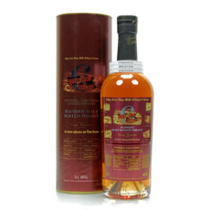 The Six Isles Island Blended Malt Pomerol Finish  Produktbild