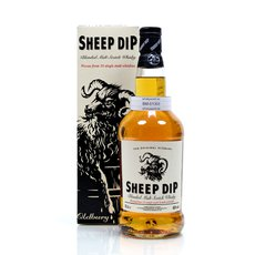 Sheep Dip The Original Oldbury Blended Malt Scotch Whisky Produktbild