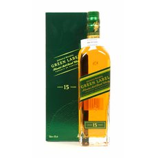Johnnie Walker 15 Jahre Green Label Produktbild