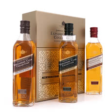 Johnnie Walker Johnnie Walkers Explorers Club Collection Trade Route Series (Spice, Gold, Royal je 0,20l) Produktbild