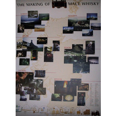 Prof. Walter Schobert The Making of Malt Whisky Poster (inkl. seperater Einzelversand) Produktbild