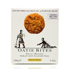 Shortbread House of Edinburgh Shortbread Kekse Oatie Bites  Produktbild