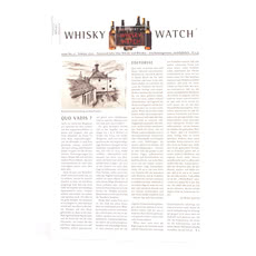 Prof. Walter Schobert Whisky Watch Nr. 17 Produktbild